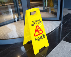 Michigan Slip and Fall Accident Lawyer